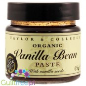 Taylor & Colledge Organic Vanilla Bean Paste