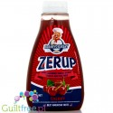 Franky's Bakery Zerup Cherry - syrup without sugar with a cherry flavor, contains sweeteners