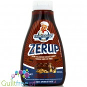 Franky's Bakery Zerup Chocolate Caramel Nuts - syrup without sugar with a chocolate-caramel-nut flavor, contains sweeteners