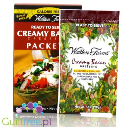 Walden Farms Creamy Bacon Dressing sachet