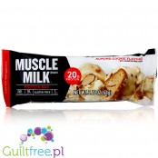 Muscle Milk Almond Cookie flavor high protein bar