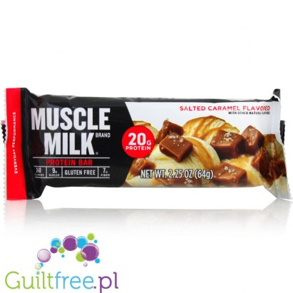 Muscle Milk Salted Caramel