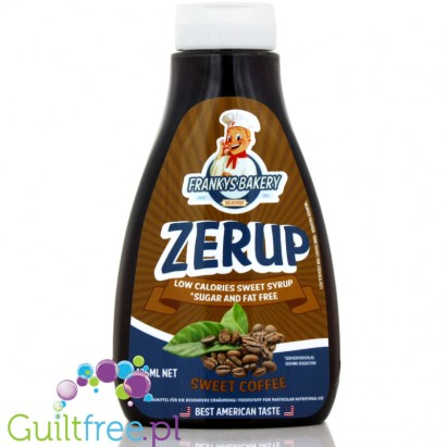 Zerup Franky's Bakery 425ml Sweet Coffee