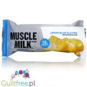 Muscle Milk Lemon Bliss, baton proteinowy Cytryna & Jogurt