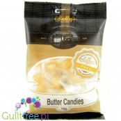 Stockley's Butter Candies - maślane karmelki toffee bez cukru