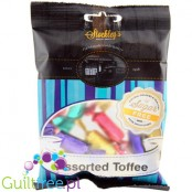 Stockleys Sugar Free Assorted Toffee