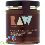 Raw Health organic Cacao Brazilnut Bliss