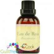 Cook Eau de Rose - Bio flavor rose, natural