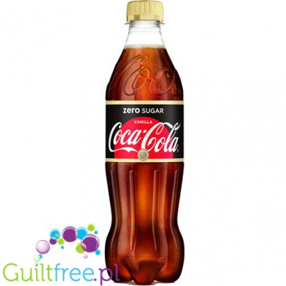 Coca-Cola Zero Sugar Vanilla 500ml