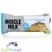 Muscle Milk Birthday Cake Flavor High Protein Bar