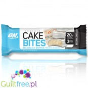 ON Protein Bite Cakes Birthday Cake