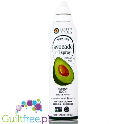 Chosen Foods Avocado Oil Spray