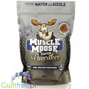Muscle Moose protein pancakes with sweeteners
