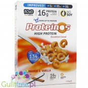 Novo Foods Protein High Protein Breakfast Cinnamon & Vanilla