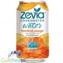 Zevia Sparkling Water Mandarin & Orange