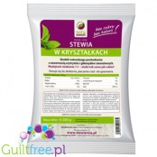 Natu Sweet Stevia Kristalle 1: 1 table sweetener in crystals containing steviol glycosides