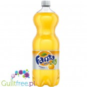 Fanta Zero SugarFree 1.5 L bottle