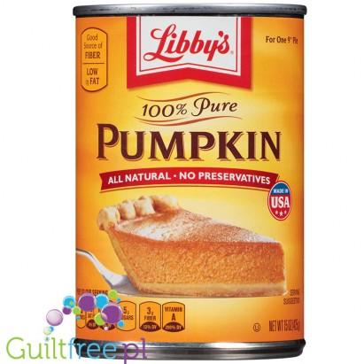 Libby's Canned Pumpkin Filling