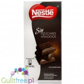 Nestle dark chocolate without sugar