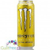 Monster Energy Ultra Citron Zero
