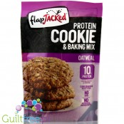 FlapJacked Protein Cookie Baking Mix Oatmeal