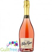 The Bees Knees Alcohol Free Sparkling Rosé