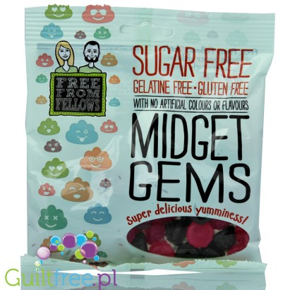 Free From Fellows Midget Gems 100G
