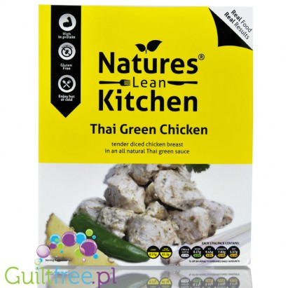 Natures Lean Kitchen Thai Green Chicken