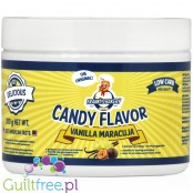 Franky's Bakery Candy Flavor Vanilla & Passion Fruit