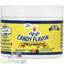 Franky's Bakery Candy Flavor Powdered Food Flavoring, Vanilla Maracuja
