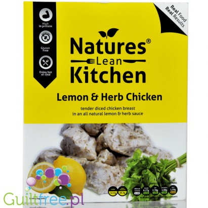 Natures Lean Kitchen Lemon & Herb Chicken
