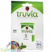 Truvia 100 tablets sugar free sweetener
