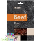 The Meat Makers, dried Beef Ginger & Honey