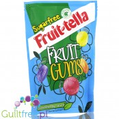 Fruittella sugar free fruit gums with sweeteners