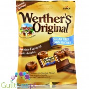 Werther's Original Chocolate candy without sugar