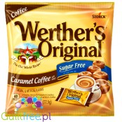 Werther's Original Caramel & Coffee Sugar Free Hard Candies
