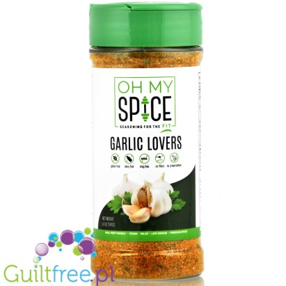 Oh My Spice Seasoning Garlic Lovers