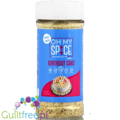 Oh My Spice Seasoning Birthday Cake