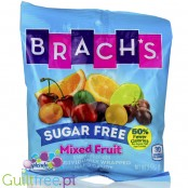 Brach's sugar free mixed fruit hard candy