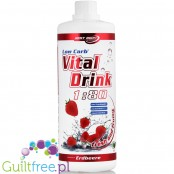 Vital Drink Strawberry 1L