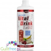 Vital Drink Cherry - Banana 1L