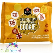 Dr Zak's  Protein Cookie Salted Caramel