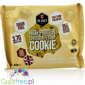 Dr Zak's  Protein Cookie Chocolate Chip