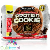 Muscletech Protein Cookie Triple Chocolate