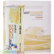 Power Crunch Vanilla box of 12 bars