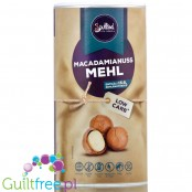 Soulfood Low Carberia Macadamia partly defatted flour 0,7kg