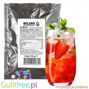 Bolero Drink Instant Fruit Flavored Drink with sweeteners Strawberry
