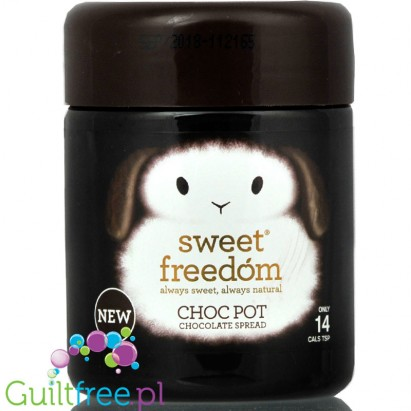 Sweet Freedom Choc Pot Chocolate Spread 250g