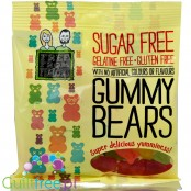 Free From Fellows Gum Bears 100G