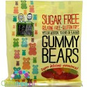 Free From Fellows sugar free, gluten free Gummy Bears, no gelatine